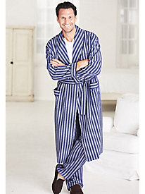 Men's Majestic Flannel Robe