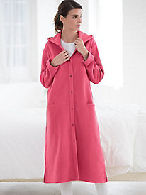 Butterfleece Hooded Robe