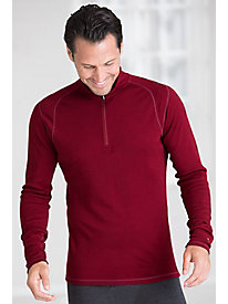 Men's Smartwool Performance Quarter Zip Top