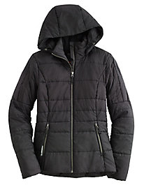 Stratus Hooded Jacket