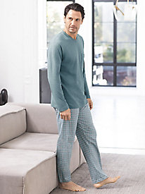 Men's Calida Cotton Pajamas
