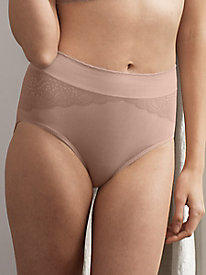 Warner's Cloud Nine Seamless Modern Brief