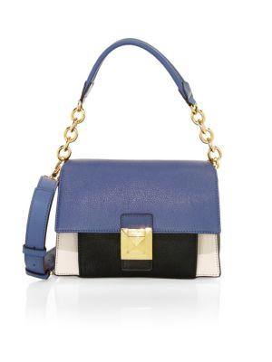 Mini Diva Leather Shoulder Bag by Furla