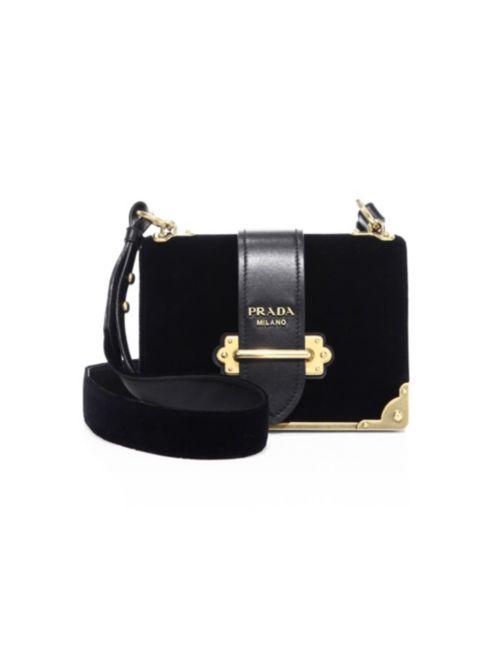 ad63a6c71b Bag Velvet Cahier Velvet Cahier Shoulder Prada Bag Velvet Shoulder Cahier  Prada Shoulder Cahier Bag Velvet ...