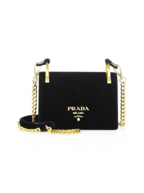 f60a9e060a46 Velvet Bag Pattina Prada Shoulder Chain qvwX8H5O --needles ...