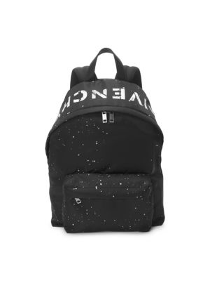 Urban Logo Backpack by Givenchy