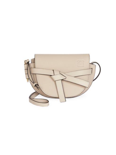 848183ae6fe8 Soft Grained Leather Two Mini Gate Bag tone Loewe qpwExRav ...