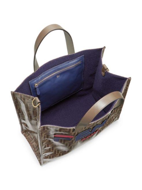 6ab180a13e ... Shopper Fila Fendi Fila Bag Fendi Shopper Fendi Fendi Shopper Shopper  Fila Bag Bag Fila 11ArR8 ...