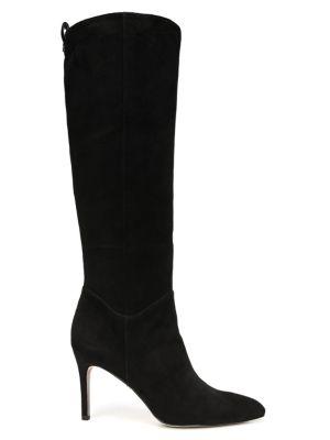 Olen Suede Knee High Boots by Sam Edelman
