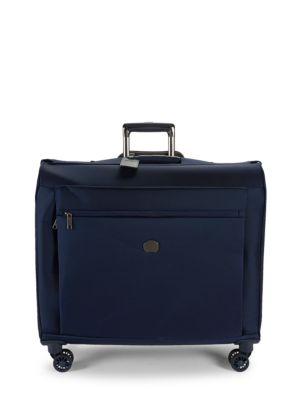 19 Inch Expandable Spinner Suitcase by Delsey