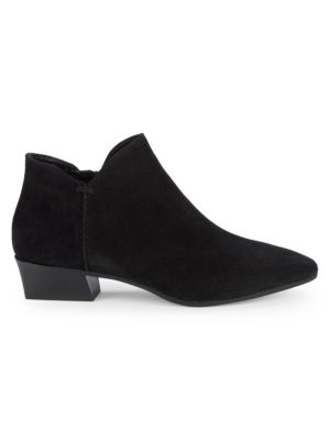 Farida Suede Ankle Boots by Aquatalia