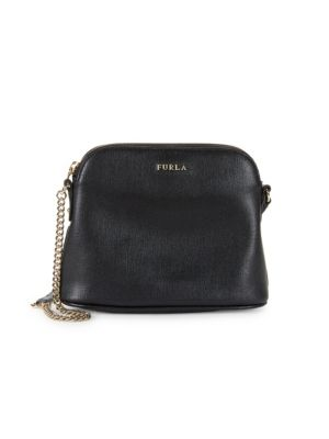 Miky Leather Crossbody Bag by Furla