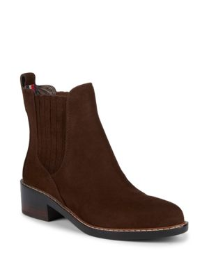 Wezley Chelsea Boots by Tommy Hilfiger