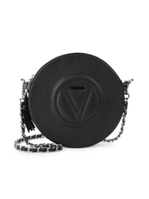 Passy Leather Shoulder Bag by Valentino By Mario Valentino