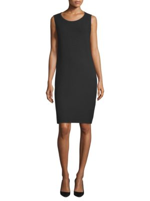 Link Stitch Sweater Dress by Lafayette 148 New York