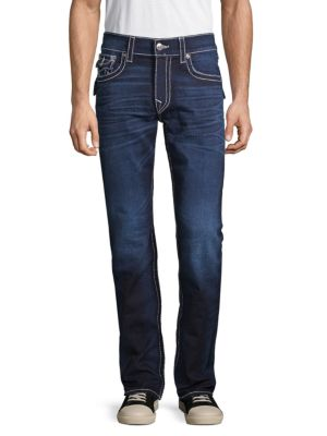 Classic Straight Jeans by True Religion