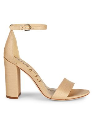 Yaro High Heel Sandals by Sam Edelman