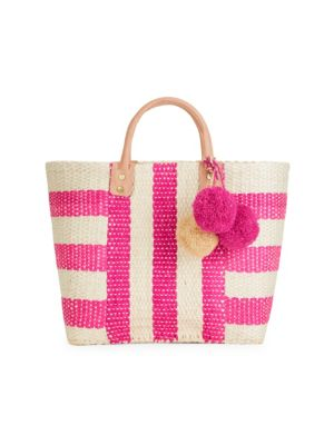 Collins Striped Tote by Mar Y Sol