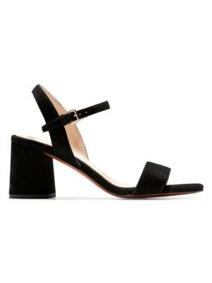 Josie Suede Sandals by Cole Haan