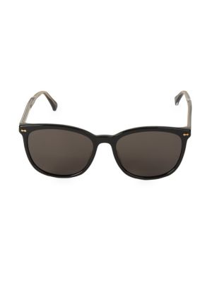 58 Mm Square Sunglasses by Gucci