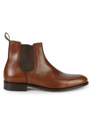 Leather Chelsea Boots by Nettleton