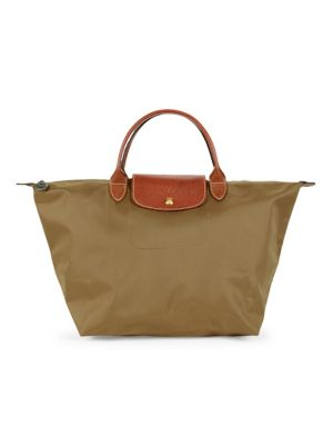 Foldable Zip Tote by Longchamp