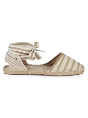 Classic Stripe Espadrilles by Soludos