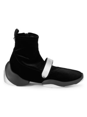Light Jump High Top Sneakers by Giuseppe Zanotti