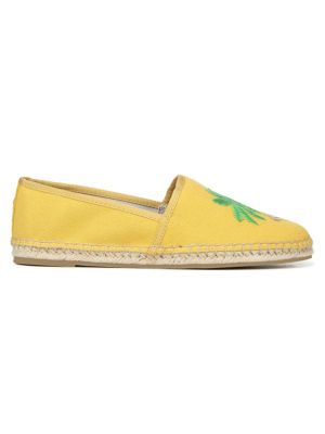 Leni Embroidered Round Toe Espadrilles by Circus By Sam Edelman