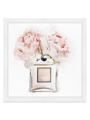 Dawn Morning Bouquet Framed Wall Art by Oliver Gal