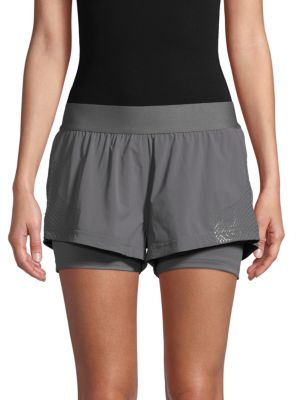 Train Shorts by Adidas By Stella Mc Cartney
