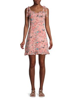 Lea Amp Viola Floral A Line Dress