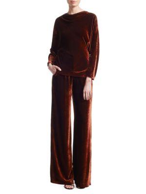 Ashbury Velvet Pants by A.L.C.