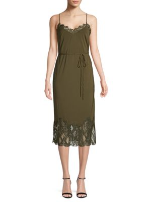 Rosemaria Lace Cactus Dress by French Connection