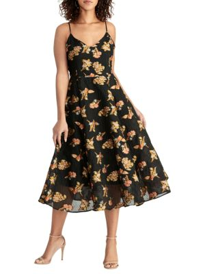 Marianna Embroidered Fit & Flare Dress by Rachel Rachel Roy
