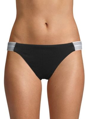 Textured Bikini Bottom by Dolce Vita