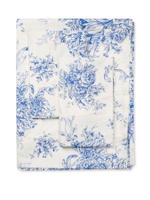400 Thread Count Floral Sheet Set by Melange Home