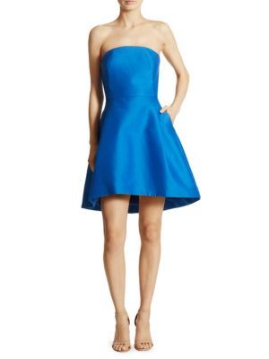 Strapless Cocktail Dress by Halston Heritage