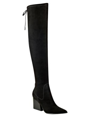 Fedra Over The Knee Boots by Kendall + Kylie