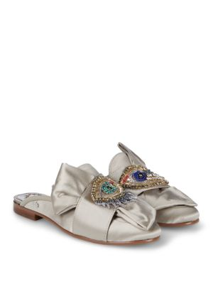 Parker Eye Mules by Sam Edelman
