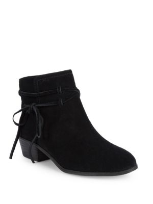 Rhoda Suede Booties by Splendid