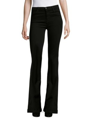 Stretch Flare Pants by J Brand