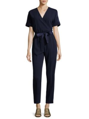 Surplice Jumpsuit by Trina Turk