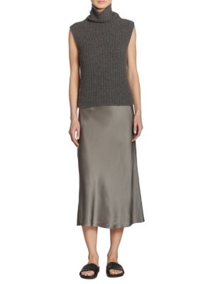 Sleeveless Turtleneck Top by Vince
