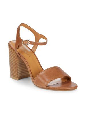 Bothliso Leather Sandals by Stuart Weitzman