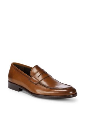Pieter Leather Loafers by To Boot New York