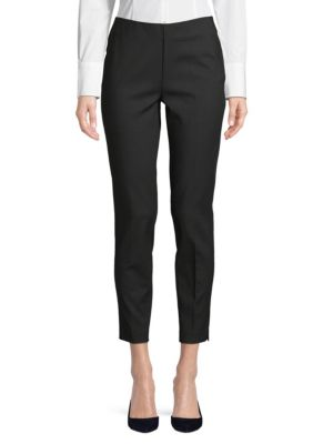 Cigarette Trousers by Saks Fifth Avenue
