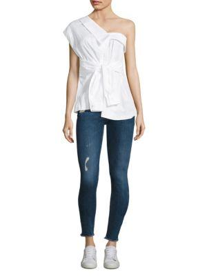 hadley-tie--front-cotton-top by petersyn