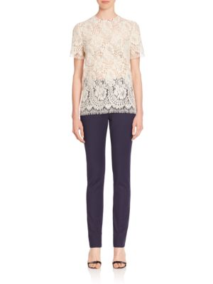 Lace Blouse by Victoria Beckham