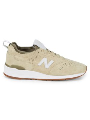 Lace Up Platform Sneakers by New Balance